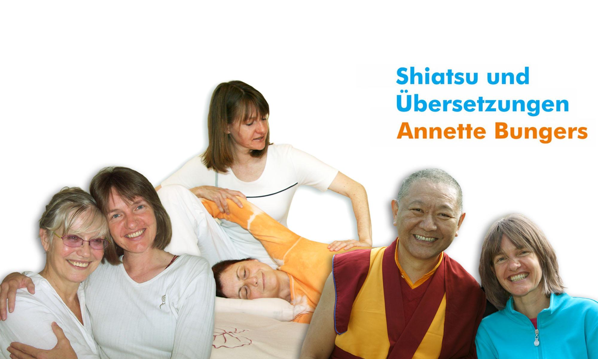 Shiatsu und Übersetzungen